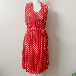 Old Navy Polka Dot Shirt Dress